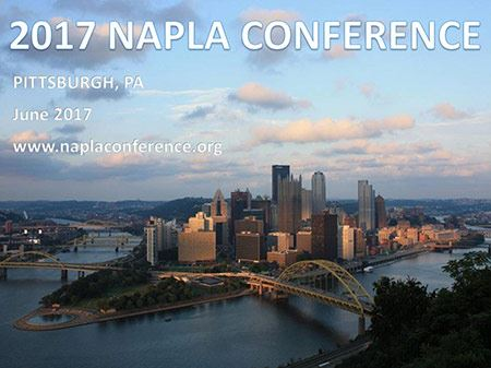 2017 NAPLA Conference - Pittsburgh, PA